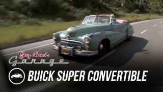 ICON Derelict: 1948 Buick Super Convertible - Jay Leno's Garage