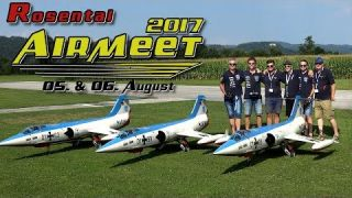 Rosental Airmeet 2017 - Compilation